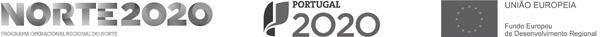 Cofinanciado pelo NORTE 2020, Portugal 2020 e União Europeia através do FEDER